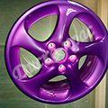 Покраска авто дисков с использованием красок Кэнди